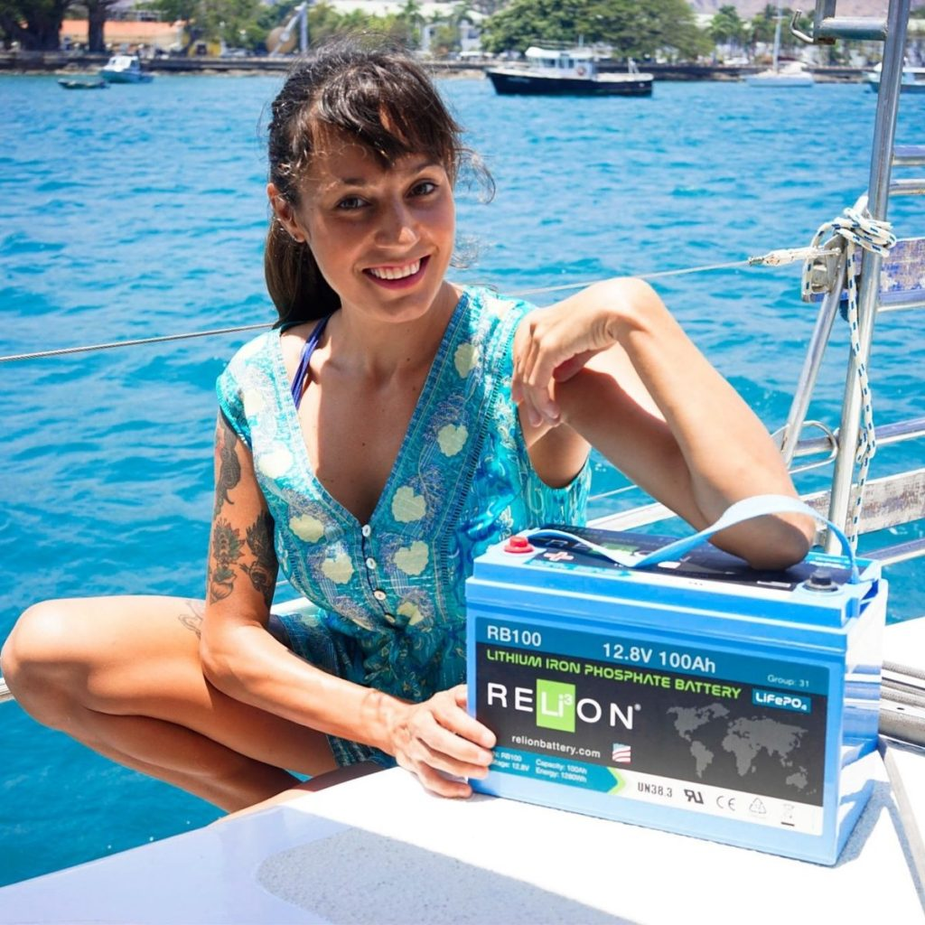 Lithium Marine Batteries - For Sailboats - Boat COntrol